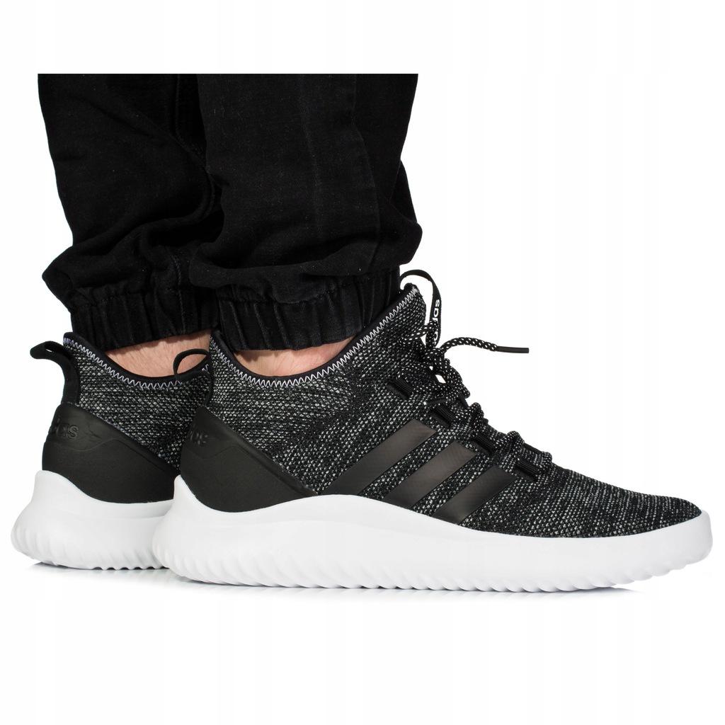 Buty męskie adidas Ultimate Bball czarne DA9653
