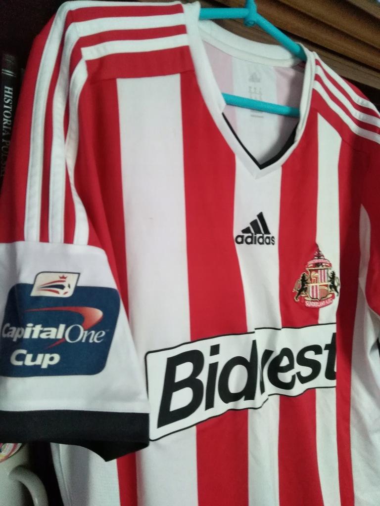Koszulka FC Sunderland Wembley nr 14 XL