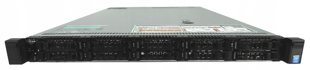 DELL R630 2X10C E5-2660 V3 64GB 10X2,5 H330 NVME