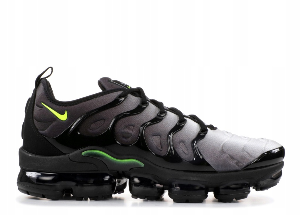 Nike Air Vapormax Plus czarny Volt sportowe R.43 Ceny i