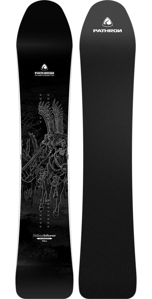Nowy Snowboard Pathron Softcarver 160cm 2020