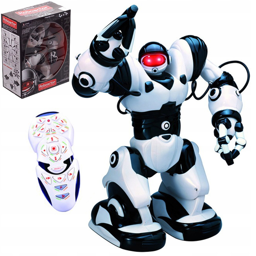 ROBOT ZDALNIE STEROWANY ROBOACTOR WOWEE ROBOSAPIEN