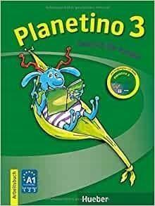 PLANETINO 3 AB + CD HUEBER, PRACA ZBIOROWA