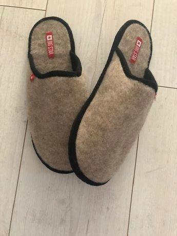 Pantofle damskie Big Star NOWE rozmiar 39 BEŻOWE