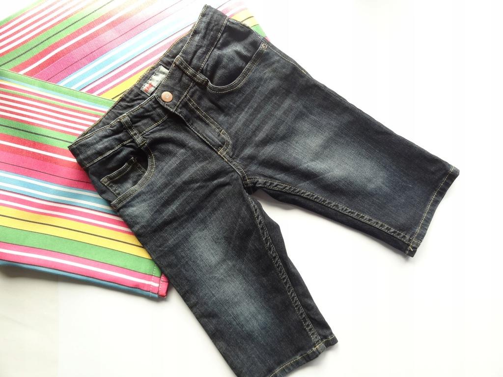 KANZ Jeans szorty cotton 6-7lat 122cm SuperStan