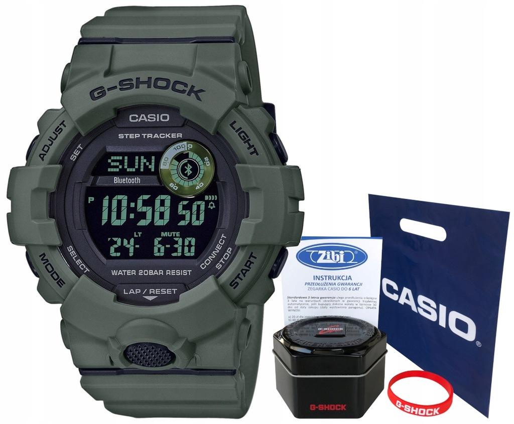 Zegarek dla chłopca Casio G-SHOCK GBD-800UC-3ER