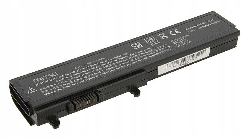Bateria Mitsu HP Pavilion dv3650ef dv3650eg HQ FV