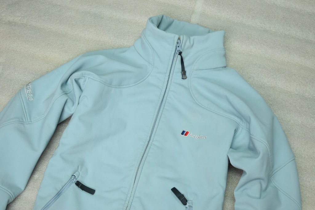 Soft Shell BERGHAUS EXTREM GORE WINDSTOPPER S/M.