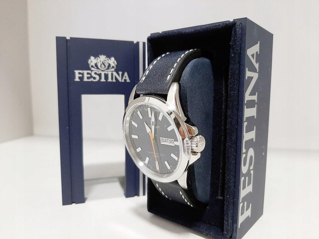 Zegarek Festina, F20358/3 !! NOWY! OKAZJA !!