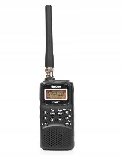 Skaner radiowy pasm lotniczych Uniden EZI33XLT