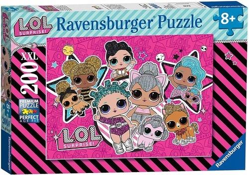Puzzle LOL Suprise XXL200