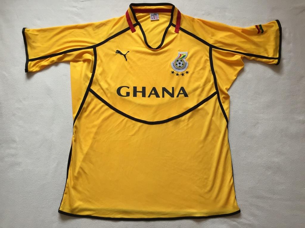 Koszulka piłkarska Ghana-Puma