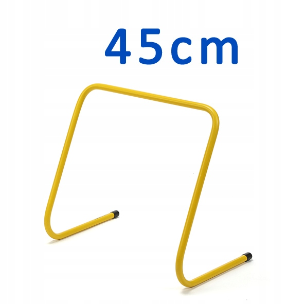 Płotek treningowy koordynacyjny 45 cm