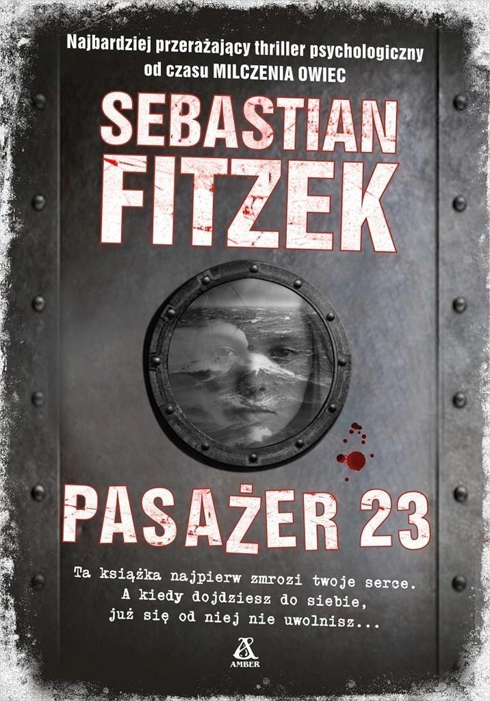 PASAŻER 23, FITZEK SEBASTIAN