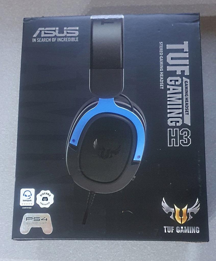 Słuchawki ASUS Tuf GAMING H3 [Nowe]