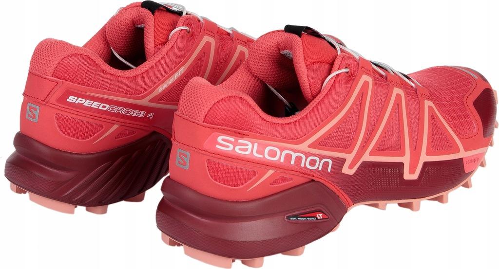 Buty Salomon Speedcross 4 W Hibiscus 404638