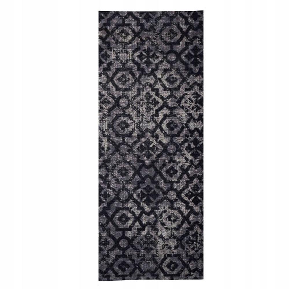 Bawełniany dywan chodnik mata uniwersalny wzór