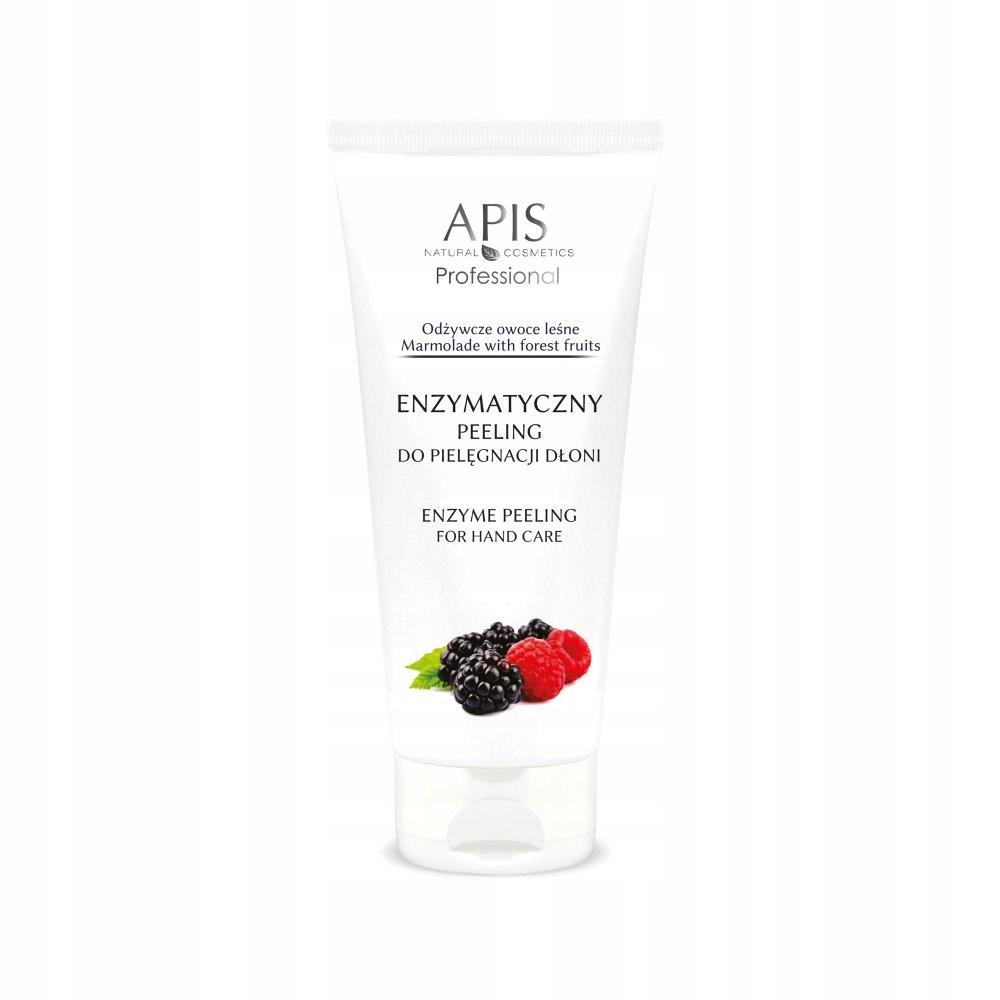 Peeling do dłoni APIS enzymatyczny 200 ml