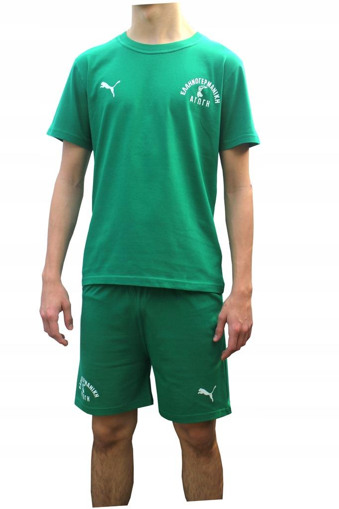 PUMA komplet na w-f szorty t-shirt 176 cm sklep
