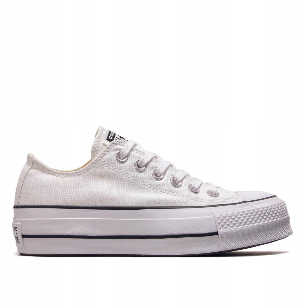 Converse 560251c - białe niskie - damskie - 37