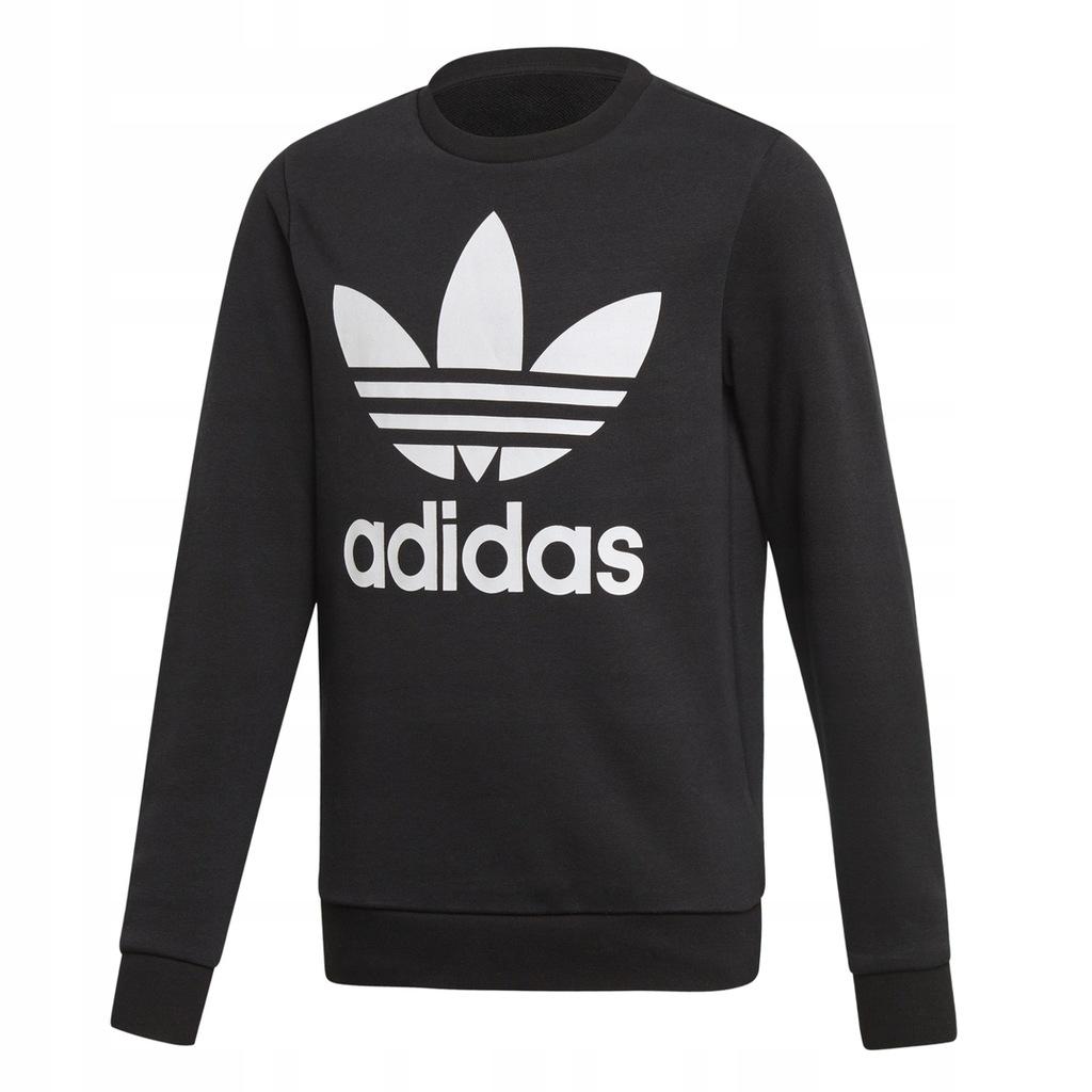 bluza adidas Trefoil Crew Sweatshirt ED7797r128