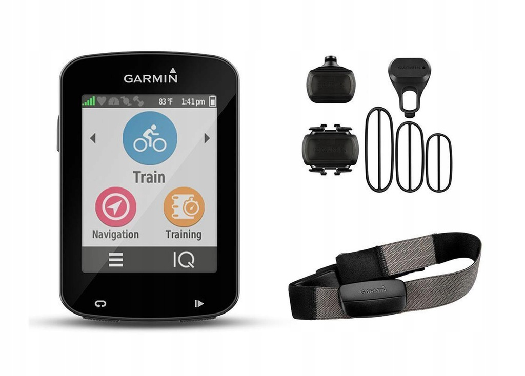 OUTLET Licznik rowerowy Garmin Edge 820 Bundle