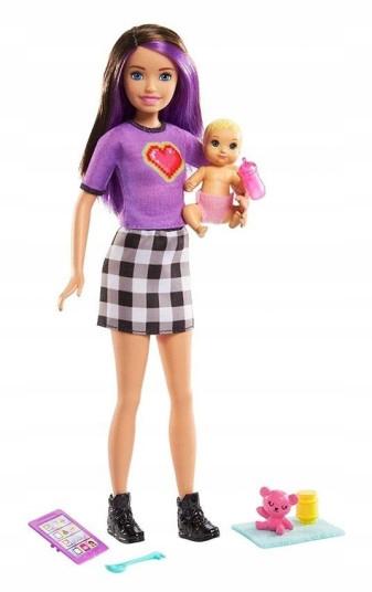 Barbie Skipper Babysitters GRP11