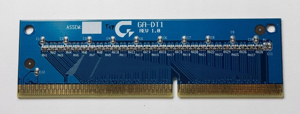 Terminator GA-DT1 Gigabyte slot1