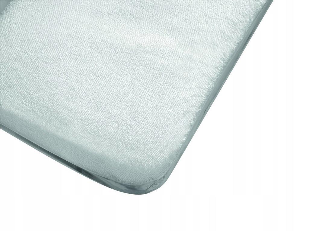 Ochraniacz materaca łóżeczkowego biały