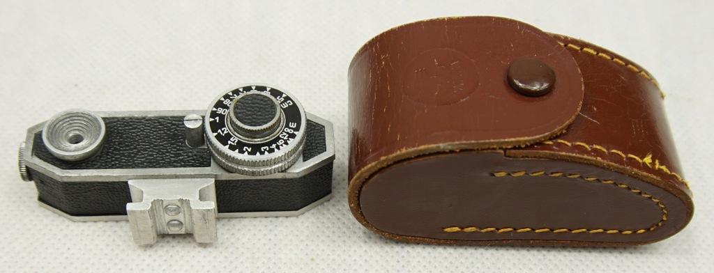 Dalmierz fotograficzny WATAMETER z pokrowcem