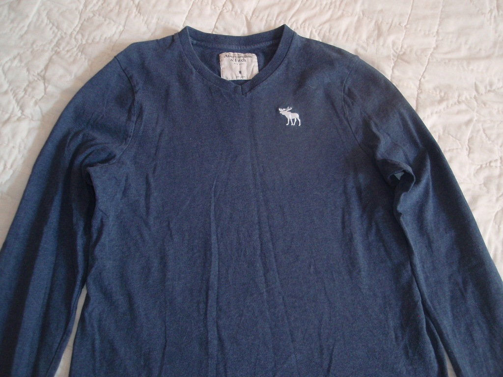 Longsleeve ABERCROMBIE & FITCH Roz.M /RE736