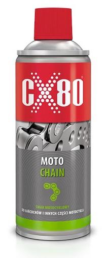 CX80 MOTO CHAIN SMAR DO ŁAŃCUCHA MOTOCYKLOWY 500ML