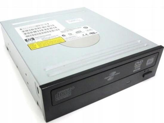 NAGRYWARKA DVD+-RW HP / DH-16A3L / SATA / BLACK