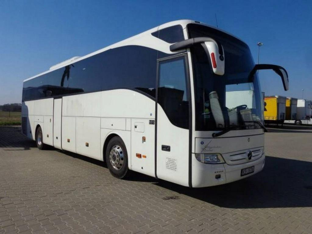 Mercedes O350 Tourismo