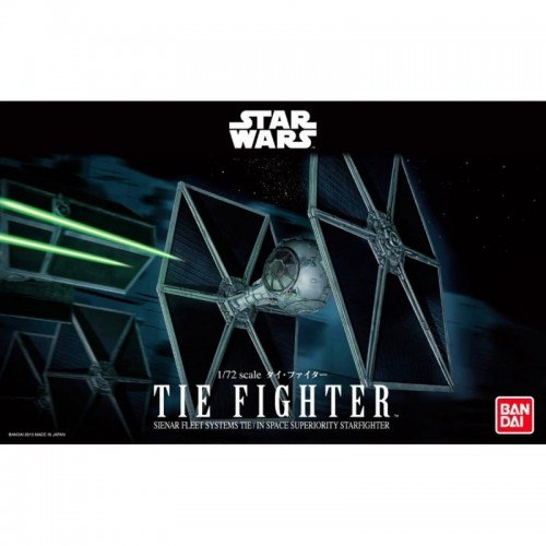Revell 01201 Star Wars Tie Fighter 1/72 REVELL