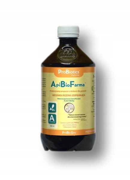 ApiBioFarma - probiotyki z ziołami 500 ml