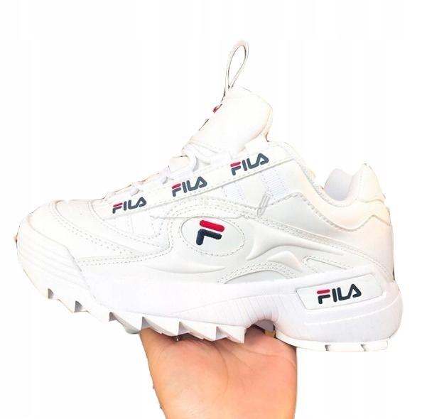 Sneakersy damskie Fila sportowe