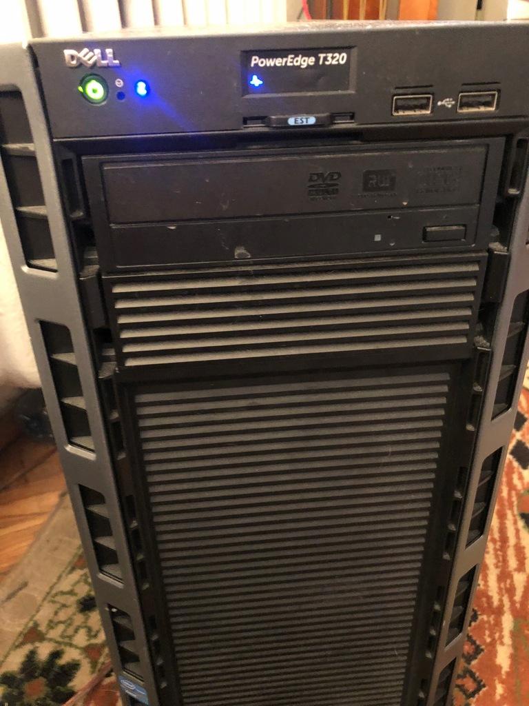 DELL T320 | E5-2420 v2 | 48GB ECC