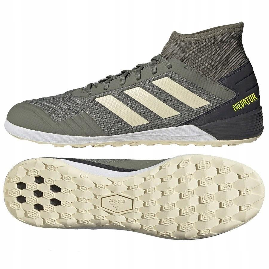 Buty adidas Predator 19.3 IN EF8209 zielony 43 1/3