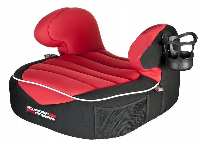 Fotelik Podstawka Booster Dream Ferrari 15-36 kg