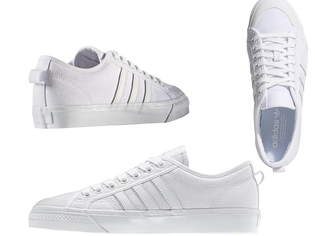 Buty adidas Originals Nizza BZ0495 #38 trampki