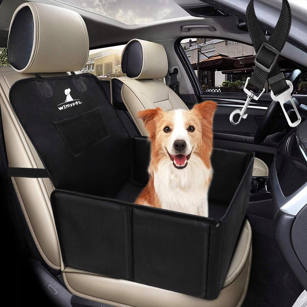 Fotelik samochodowy Wimypet dla psów