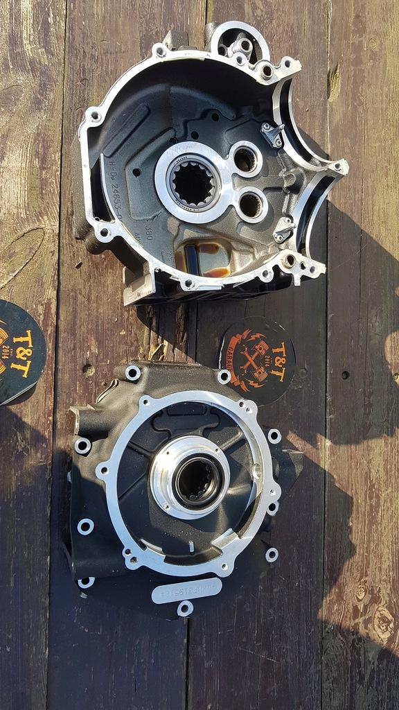 kartery silnika karter harley tc 96 tc 103