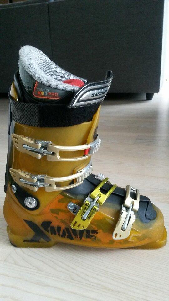 Buty narciarskie Salomon X Wave 10 Customfit PRO