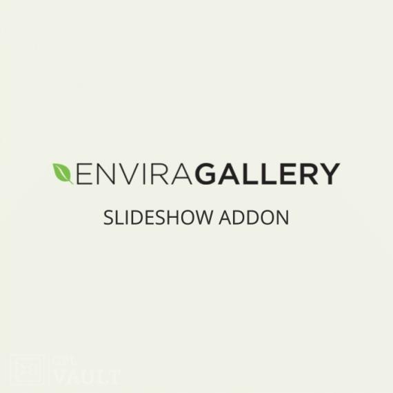 Wtyczka WordPress Envira Gallery Slideshow Add-On
