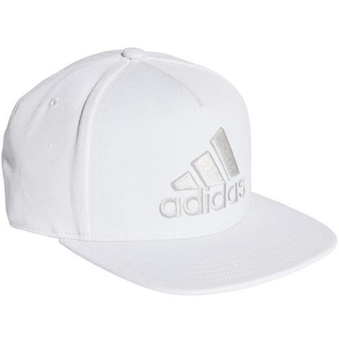Czapka z Daszkiem adidas H90 Logo Cap OSFM biała