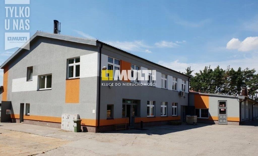 Magazyn Dębno, myśliborski, 1389,00 m²