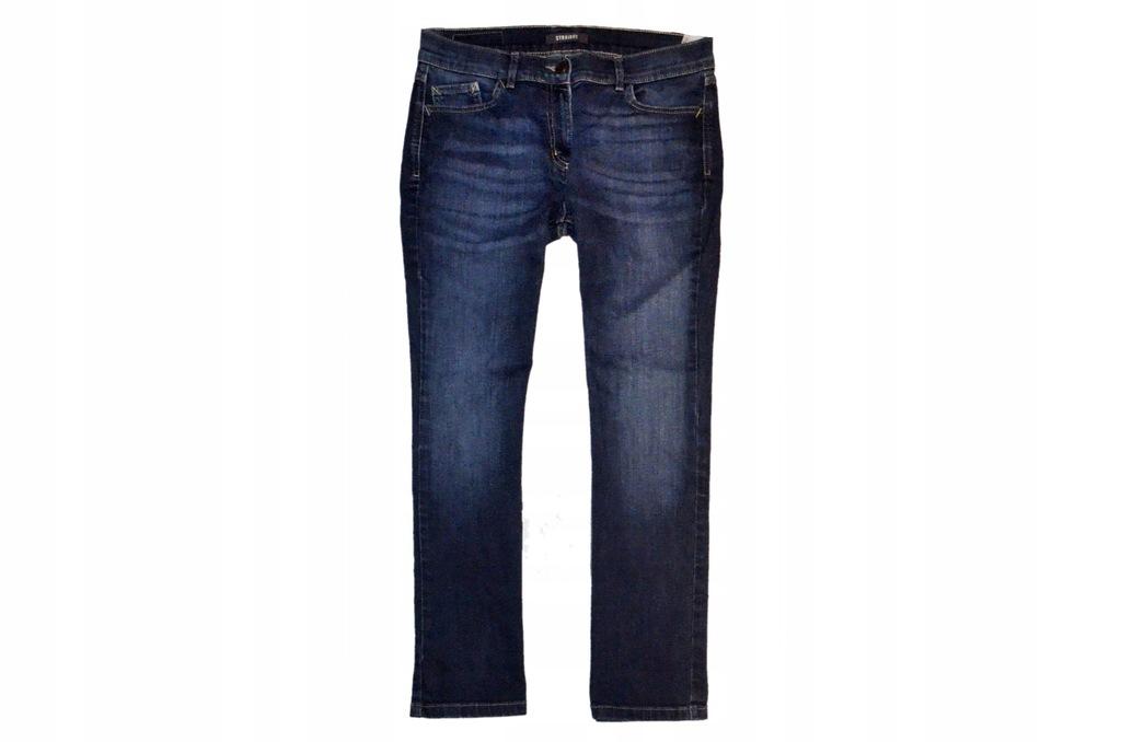 500 M&S spodnie jeansowe jeansy damskie 42