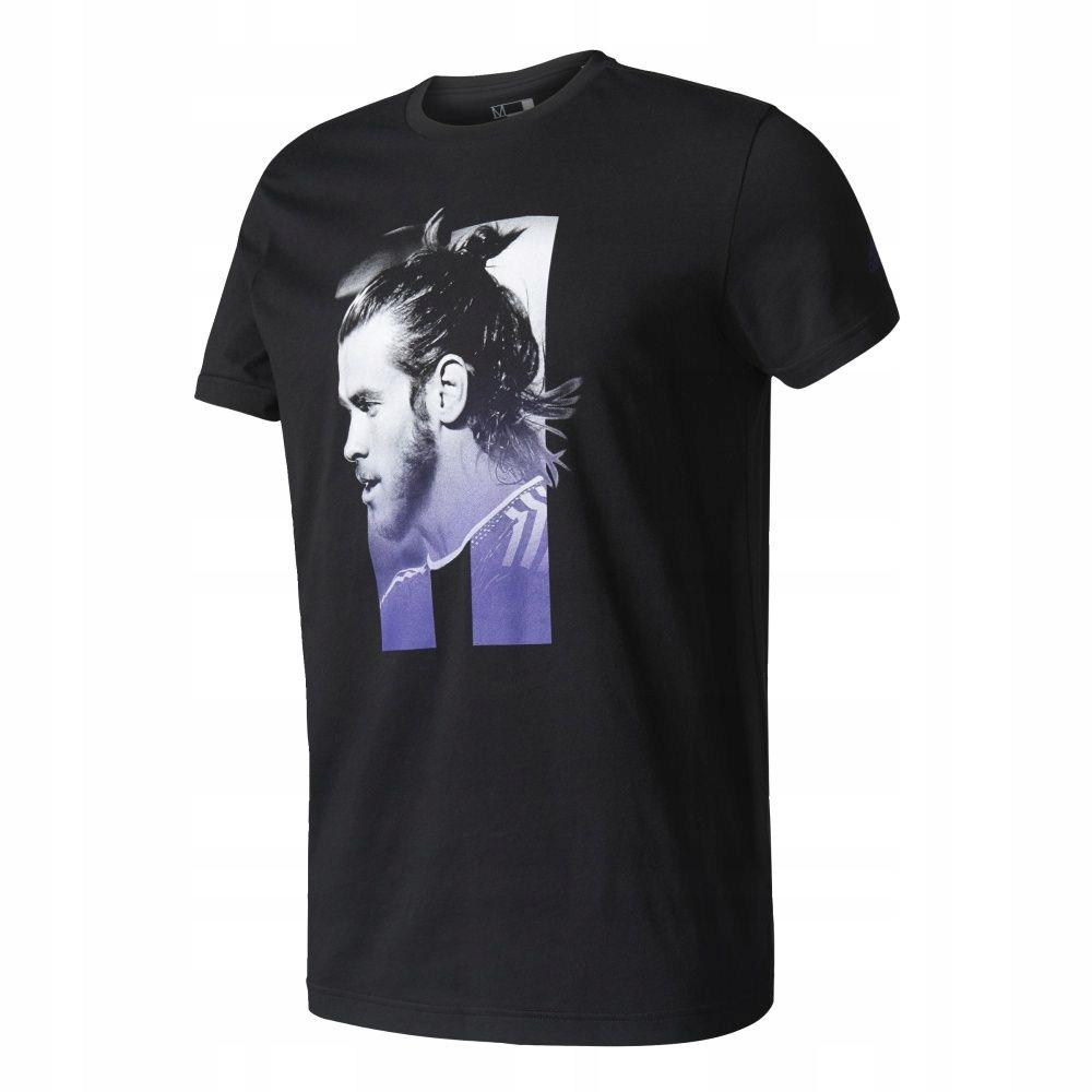 Koszulka adidas Bale BP7272 XL czarny