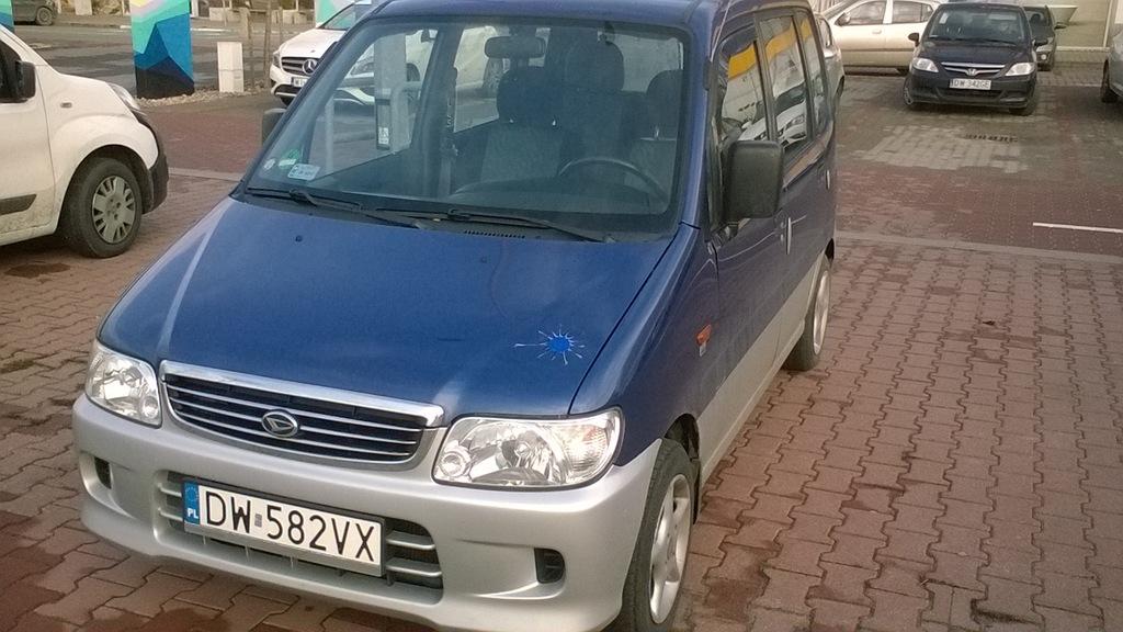 Daihatsu move plus